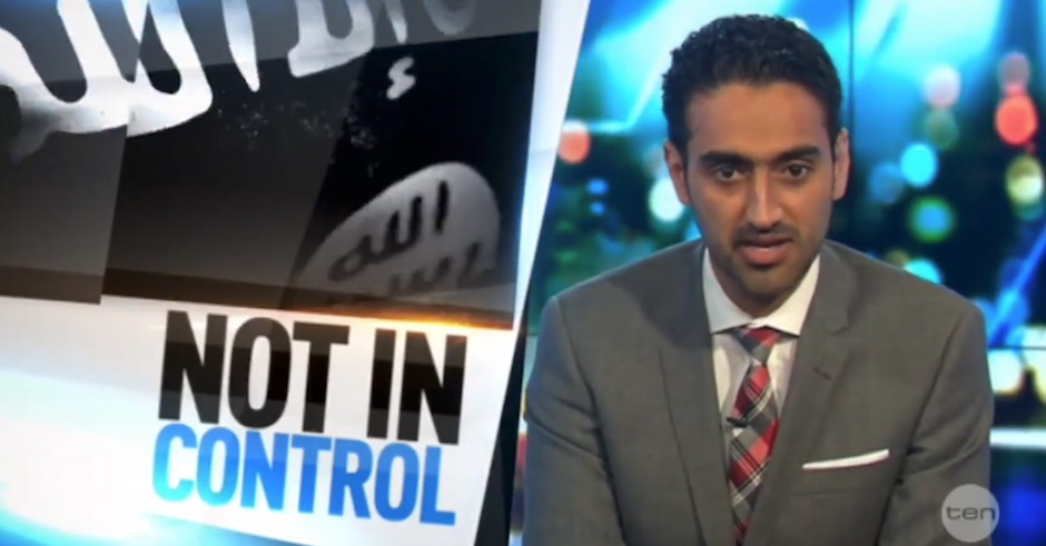 Waleed Aly's summation of ISIL is important viewing