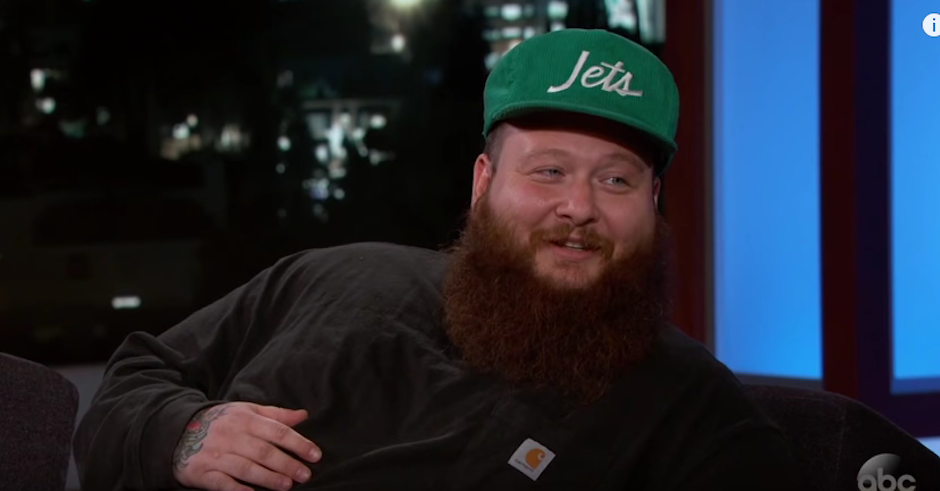 Watch Action Bronson talk Japanese delicacies and stealing from Kmart on Jimmy Kimmel