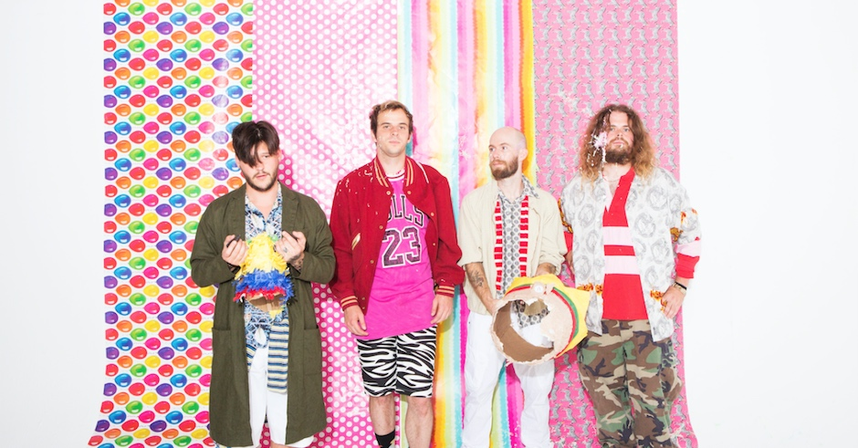 Wavves announce new LP with anthemic first single.