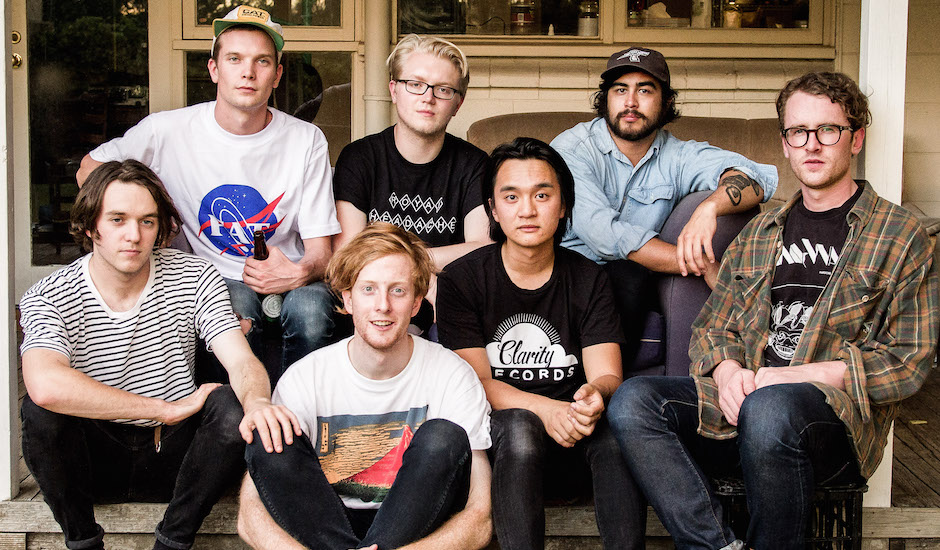 Premiere: Ride West Thebarton Brothel Party's Dolewave in their new video clip
