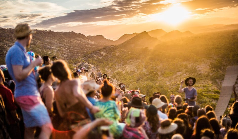 A guide to Wide Open Space Festival's getaway comp, and the ways you can use it