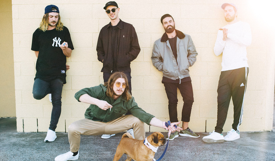 Winston Surfshirt drop fresh new jam 'Same Same', announce album and Oz tour