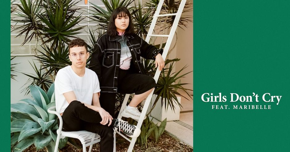 Young Franco and Maribelle make magic on Girls Don't Cry