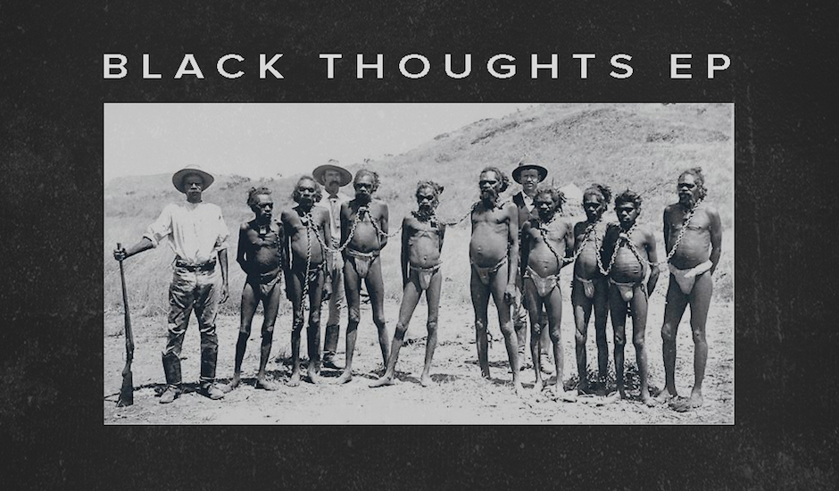 Exclusive: Stream Ziggy's powerful new EP, Black Thoughts