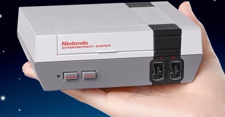 Nintendo is bringing back the NES in time for Christmas
