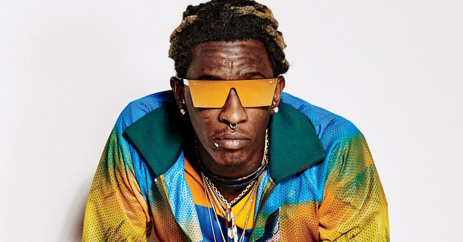 Young Thug announces name change to JEFFERY ahead of mixtape release