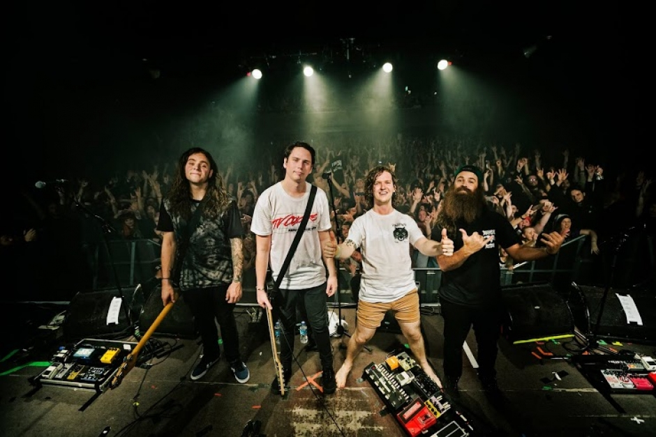 Violent Soho - No Sleep Til Mansfield Tour