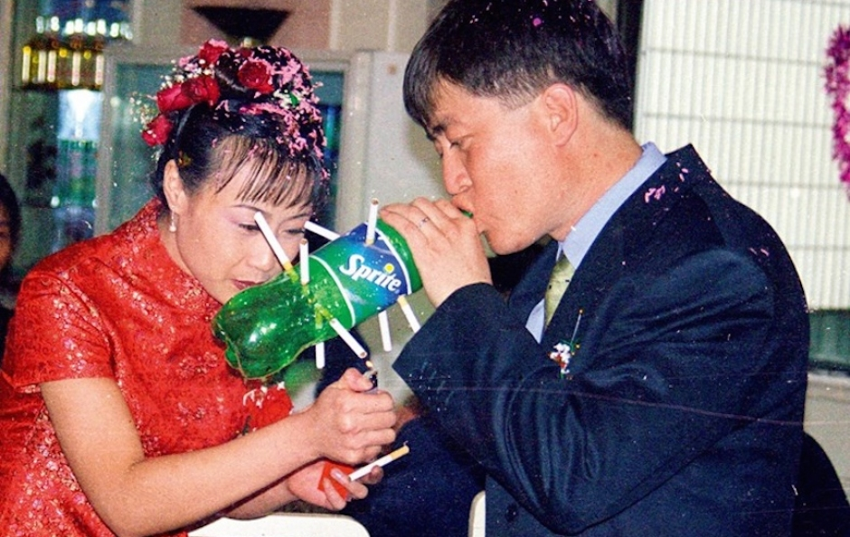 Smoking HEAPS On Your Chinese Wedding - A Photographic History