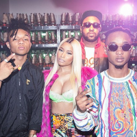 Next article: Watch: Rae Sremmurd, Nicki Minaj and Young Thug - Throw Some Mo