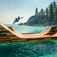 Previous article: Bob Burnquist's Floating Skate Ramp