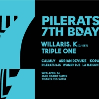 Next article: We're throwing a huge 7th B'Day bash ft. Willaris. K and Triple One
