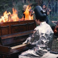 Previous article: Premiere: Pluto Jonze plays on a burning piano for I'll Try Anything's video clip