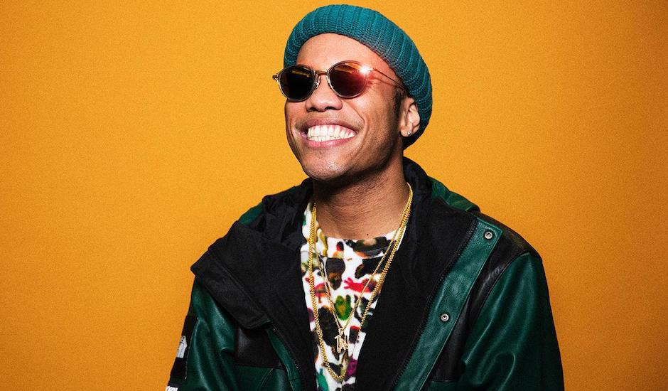 Anderson .Paak announces his star-studded new album with new single, King James