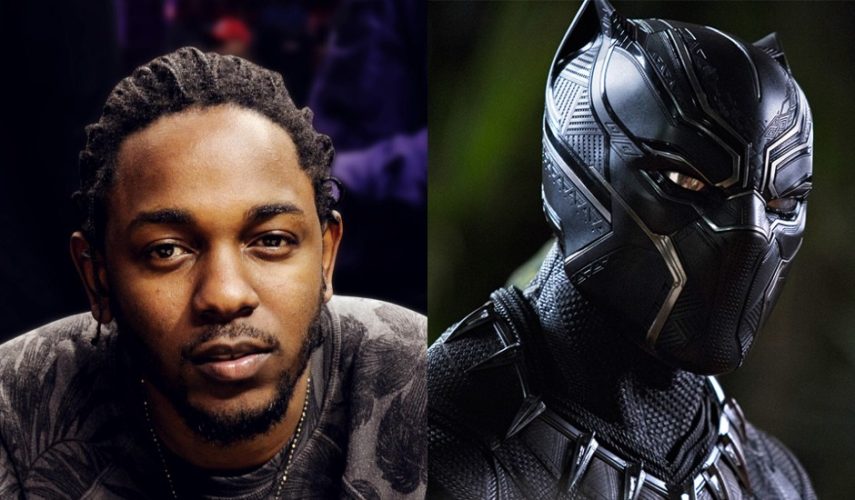 The lineup for Kendrick Lamar's Black Panther soundtrack album is ridiculously stacked