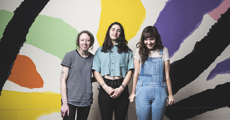 Watch Camp Cope rip through The Opener live at the Sydney Opera House
