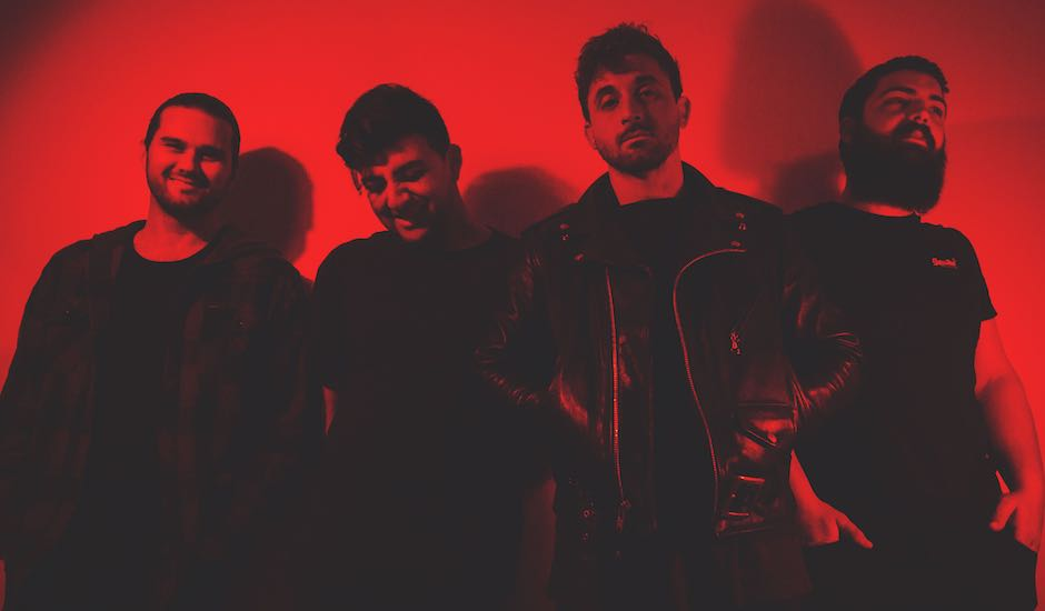 Premiere: CREO rise to exciting heights with soaring new single, In The Red