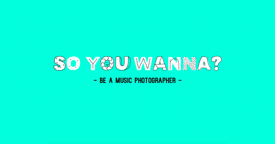 So You Wanna... Be A Music Photographer with Donslens