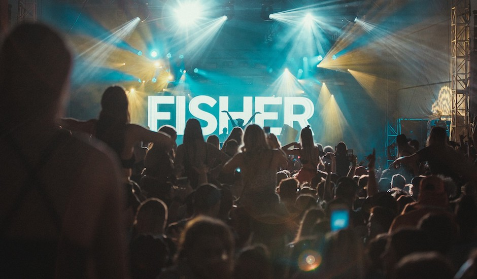 Interview: Living the best possible life with mayhem of mischief, FISHER