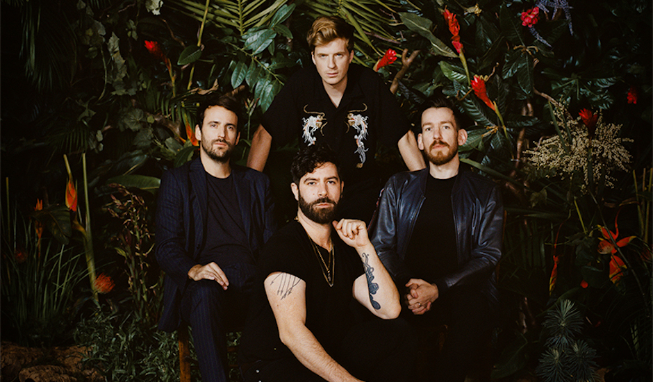 Foals launch new double-album with first song in four years, Exits
