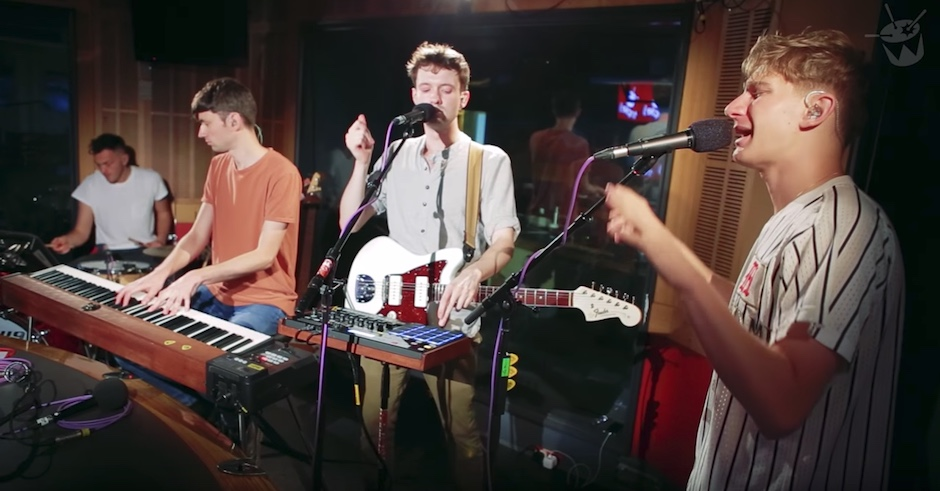 Glass Animals make it two great Like A Versions with Gnarls Barkley cover