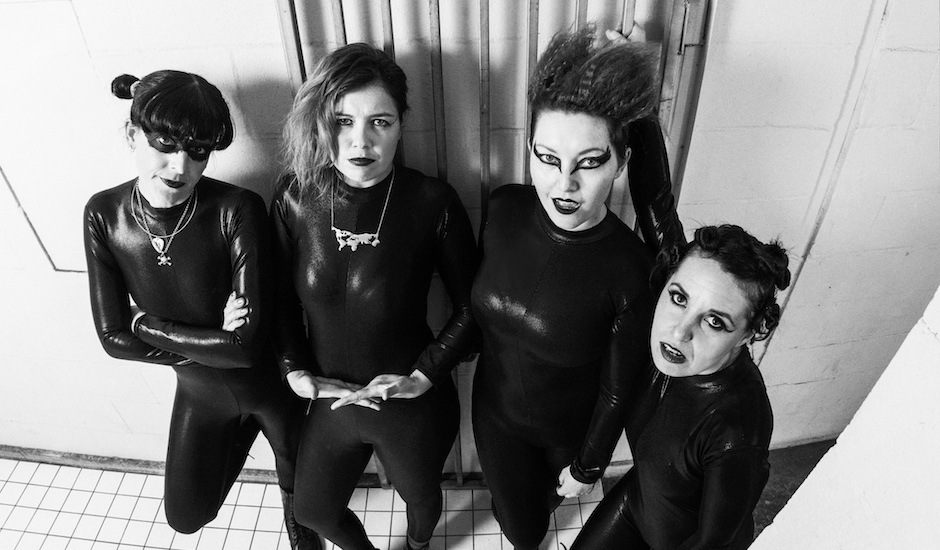 Meet Canberra punks Glitoris and their politically-charged new single, Spit Hood