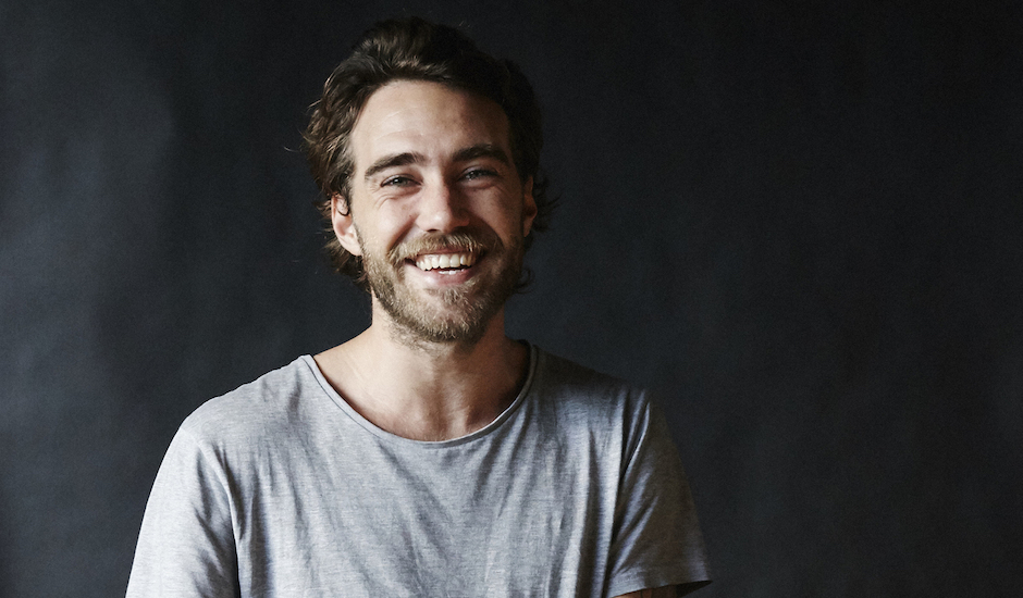 Inside the jungle paradise of Matt Corby's new album, Rainbow Valley
