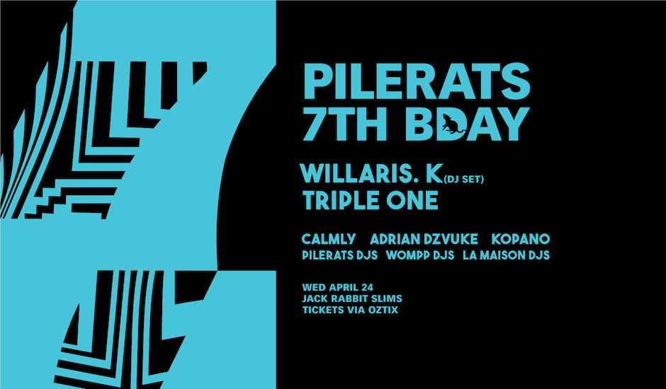 We're throwing a huge 7th B'Day bash ft. Willaris. K and Triple One