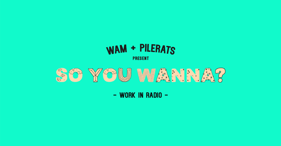 So You Wanna...Work In Radio with Caitlin Neinaber (RTRFM 92.1)