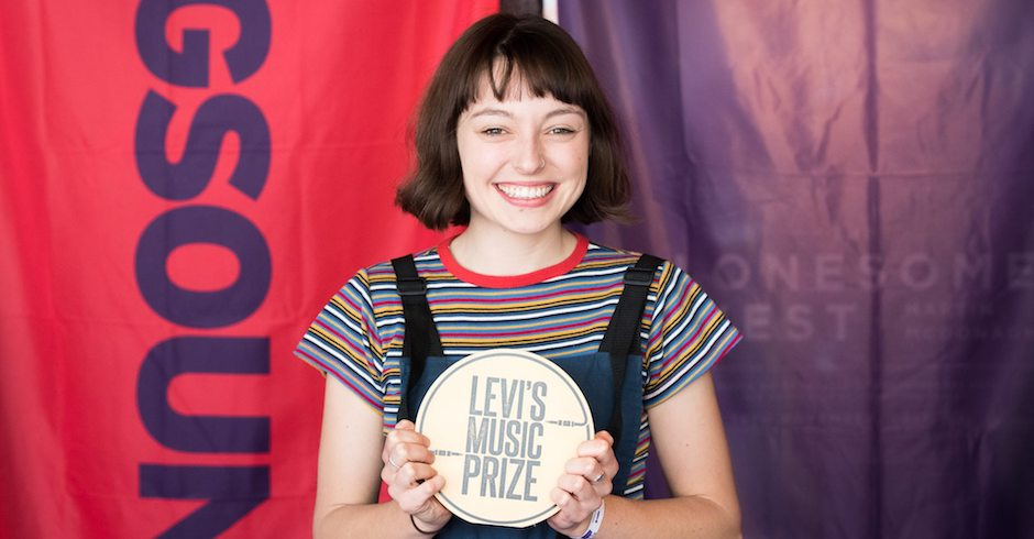 WA's own Stella Donnelly just took out the inaugural Levi's Music Prize
