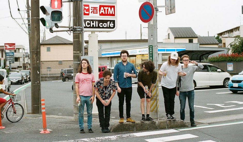 Photo Diary: Life in Japan with Aussie band The Lagerphones