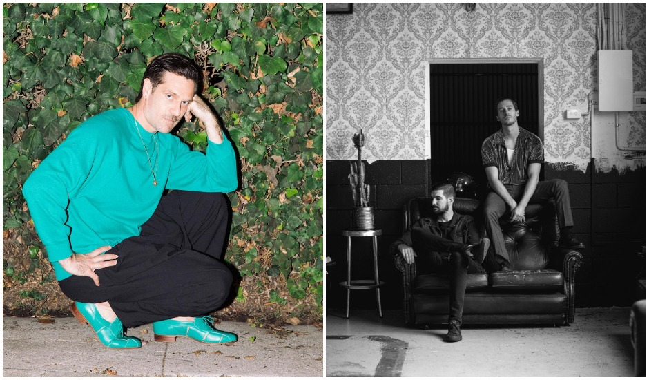 Premiere: Touch Sensitive unveils a funked up new remix of Golding's Alone Together