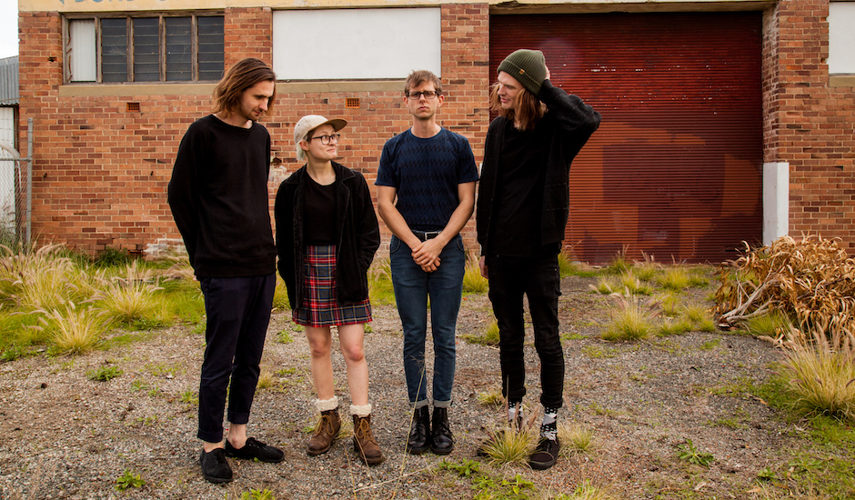 Introducing Perth's Treehouses, and their stirring new single, Coping